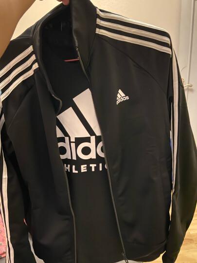 阿迪达斯官网adidas ESS 3S TTOP TRI男装运动型格针织夹克外套BR1024 如图 M 晒单图
