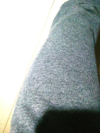 十月名裳 孕妇装裤子秋季冬加绒打底裤外穿托腹时尚职业休闲运动保暖长裤大码孕裤 浅灰-春秋款 XL-(130~150斤) 晒单图