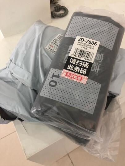 宜洁 垃圾袋 中号分类垃圾袋3卷90只45cmx50cmY-9794 晒单图