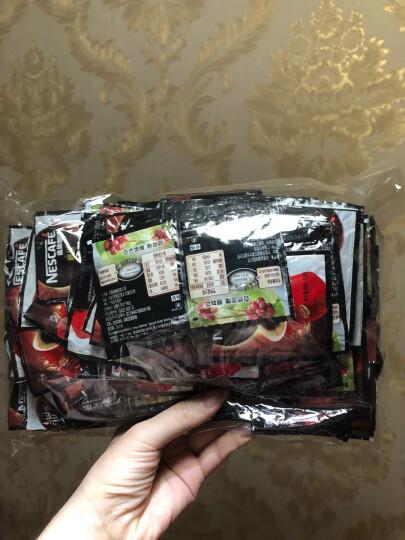 雀巢Nestle 醇品速溶黑咖啡 无蔗糖速溶咖啡粉 独立袋装1.8g*100包 冲调饮品 晒单图