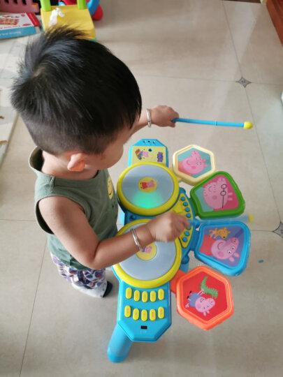 贝芬乐 小猪佩奇钢琴儿童玩具乐器 音乐早教启蒙益智玩具礼物男孩女孩 迷你教学功能电子琴99034A粉色 晒单图