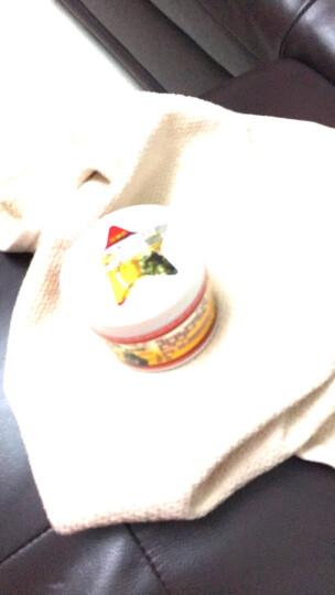 三利 精梳棉纱布网织枕巾1条 72×51cm AB版潮款 三色可选 随意组合搭配 米色 晒单图