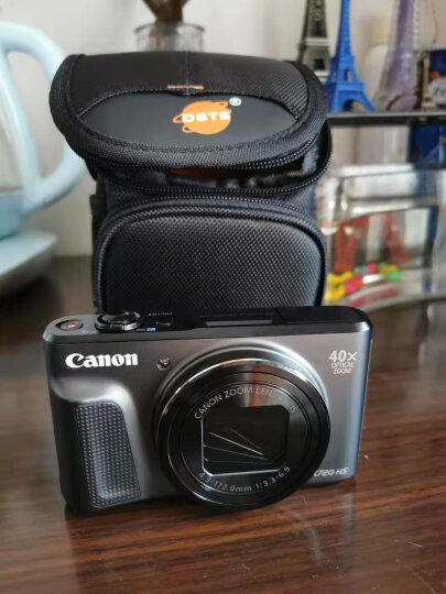 佳能(Canon)PowerShot SX720 HS 数码相机 黑色(2030万像素 40倍光变 24mm超广角) 晒单图