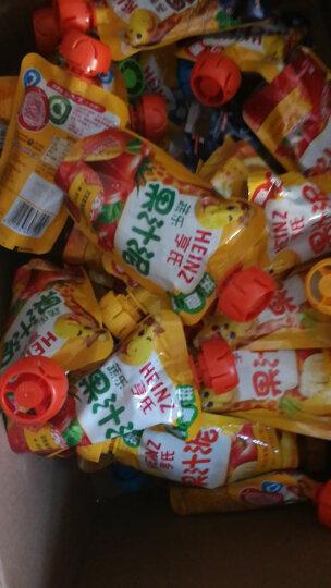 亨氏 (Heinz) 4段 婴幼儿辅食 宝宝零食 苹果香芒燕麦 儿童辅食果汁泥120g(3岁以上适用) 晒单图