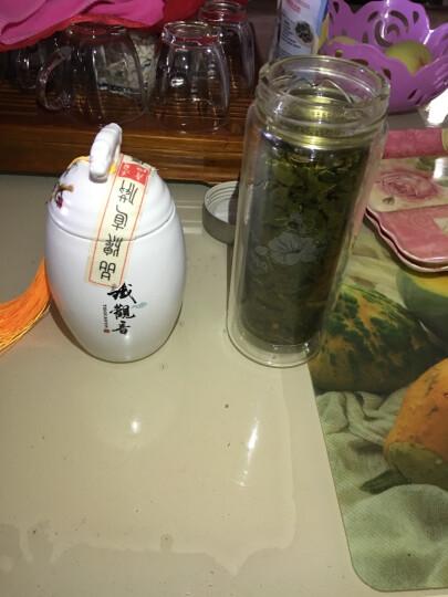 印象堂茶叶 正宗安溪祥华原产铁观音 乌龙茶礼盒装 晒单图