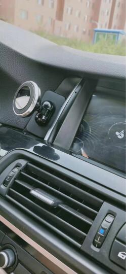 乐益leeioo 车载手机支架 通用型车用吸盘支架 紫魅 晒单图