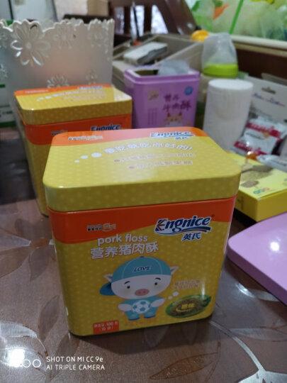 英氏(Engnice)儿童零食 营养肉松 三文鱼营养肉酥100g 晒单图