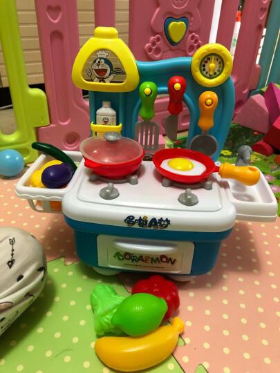 益米(Yimi)过家家厨房玩具 男女孩宝宝仿真厨具餐具煮饭烧饭8200B 六一儿童节礼物 晒单图