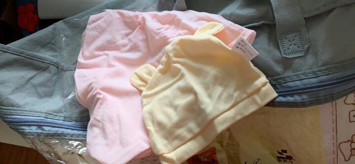 开丽孕产妇月子帽 孕妇产妇多功能月子帽子防风透气保暖头巾围脖 晒单图