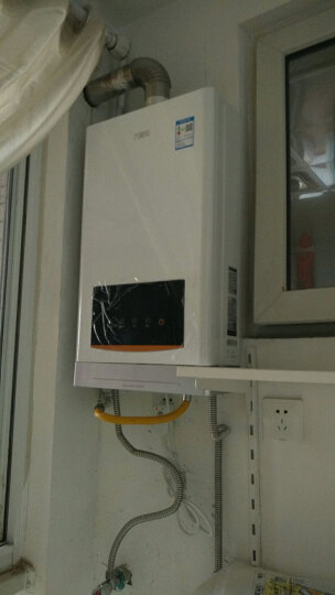 万家乐 16升磁过滤净化大水量燃热 水量伺服器 智能随心浴 燃气热水器(天然气)JSQ30-D52 晒单图