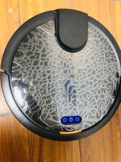 海尔(Haier)扫地机器人扫拖一体家用全自动大吸力 全自动规划路线吸尘器 app智控静音 TAB-T710L 晒单图