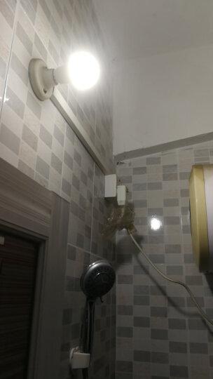 惠美加 led灯泡 E27大螺口灯头 3w5w10w家用白光暖光照明节能灯 超亮筒灯吊灯球泡光源 8W白光 E27 晒单图