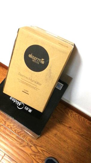 德尔玛(Deerma)加湿器 3L容量 触控感温 家用卧室空气加湿 迷你办公室香薰机 DEM-F420S(金色) 晒单图