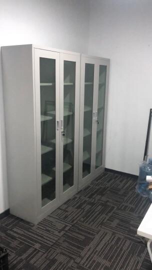 钢制办公文件柜档案柜铁皮柜书柜带锁储物柜凭证柜资料整理柜子 工厂直销批量定做 板材厚度0.5mm 晒单图