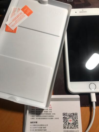 图拉斯 苹果se/8/7/6钢化膜iphone se2/8plus/7p全屏覆盖抗蓝光防爆玻璃手机膜 苹果SE/6/6s/7/8【黑色】高清款 晒单图