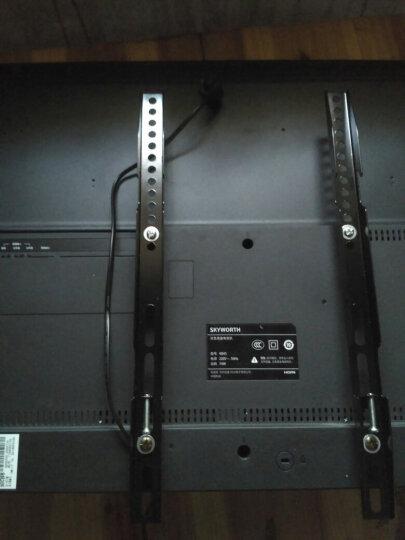 贝石 308(26-55英寸)通用电视机挂架小米4A TCL夏普索尼海信海尔飞利浦液晶显示器支架壁挂 晒单图