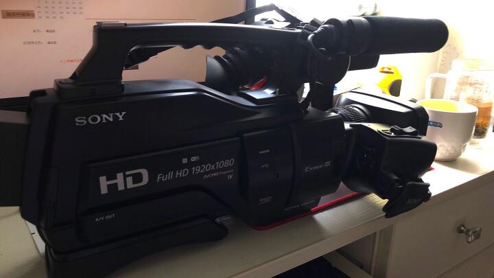索尼(SONY)HXR-MC2500肩扛式高清数码摄录一体机 婚庆 会议专业数码高清摄像机2500C 黑色 套餐一 晒单图