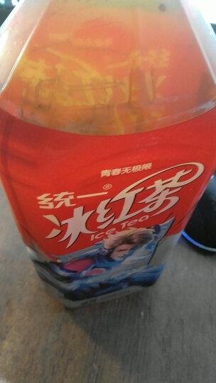 统一 冰红茶 1升*8瓶 整箱装 柠檬调味茶饮料 晒单图