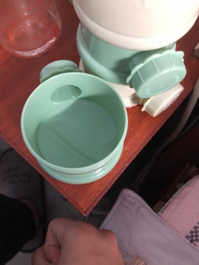 波咯咯 bololo 喂哺套装婴儿奶粉盒外出便携奶粉格分装盒宝宝大容量零食盒BL-9800 晒单图