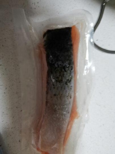 美威 智利轮切三文鱼排(大西洋鲑)400g/袋 2-3片 BAP认证 富含Ω3 轻食营养 生鲜 鱼类 海鲜水产 晒单图