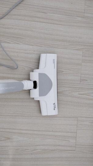 德尔玛(Deerma)DX600S小型家用立式吸尘器手持吸尘机 晒单图