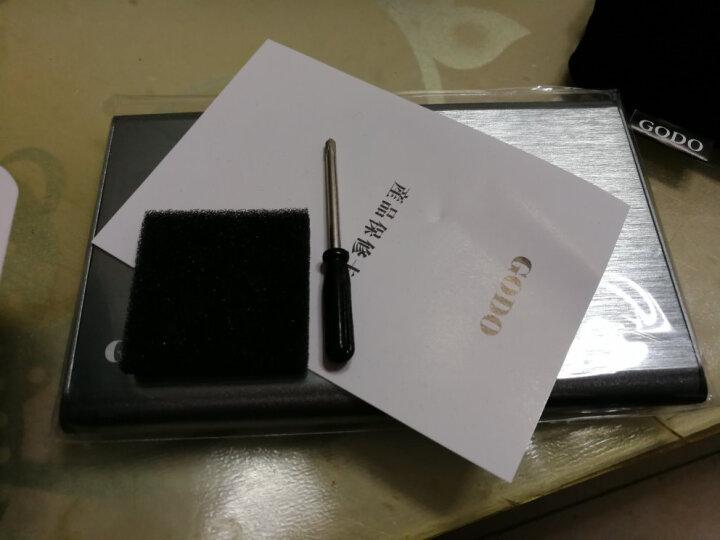GODO 2.5英寸SATA串口移动硬盘盒USB3.0笔记本硬盘转接盒外置盒 黑色 晒单图