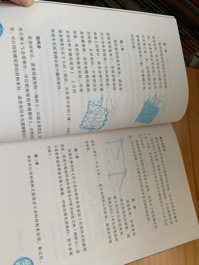 贝尔写给你的荒野求生少年生存百科 野外生存技巧 晒单图