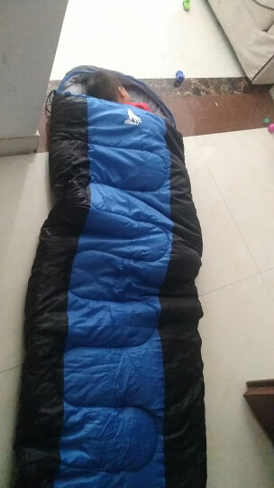 北极狼(BeiJiLang)户外帐篷防潮垫野餐垫防水铝箔坐垫双人200*200cm 晒单图