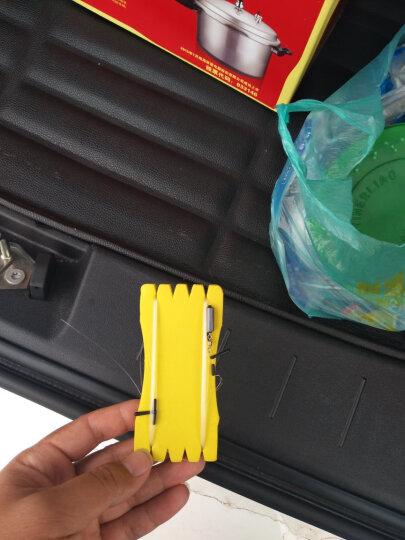 君东 简易台钓配件套装  垂钓装备 垂钓配件 钓鱼装备 钓鱼配件 钓鱼用品 橡胶失手绳15米 晒单图