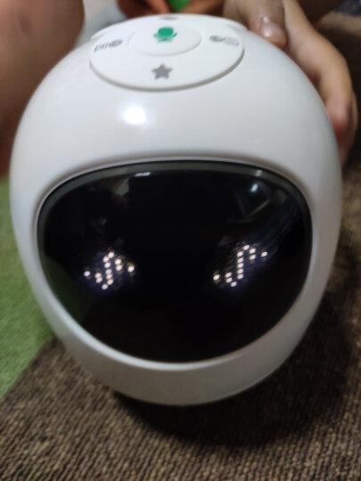 科大讯飞 阿尔法蛋早教机 早教机器人 儿童故事机 智能机器人玩具 白色 晒单图