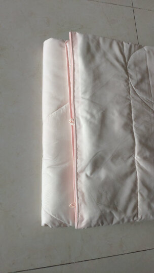 安睡宝(SOMERELLE)被芯 100%桑蚕丝被子 春秋被 纤云四季保暖棉被盖被空调被 双人 200*230cm 4斤 晒单图