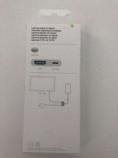 Apple USB-C/雷霆3 至 USB 转换器 晒单图
