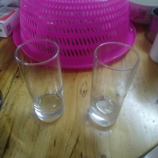 乐美雅(Luminarc)法国弓箭家用玻璃杯 凉水壶果汁杯水杯 1.3L鸭嘴壶水具五件套 G6200 晒单图
