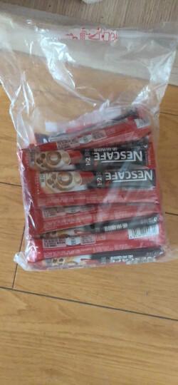 雀巢Nestle 三合一速溶咖啡 1+2原味微研磨 60条*15g(52+8)/袋装 冲调饮品 晒单图