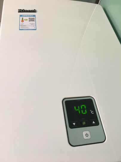 林内(Rinnai) 燃气热水器 家用恒温静音天然气Q-Tec 10升 晒单图