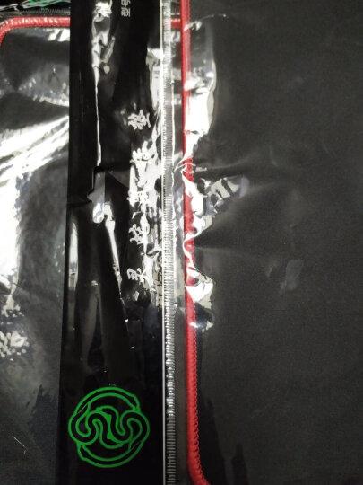 灵蛇(LINGSHE)鼠标垫 800*300*3超大加厚鼠标垫 精密锁边 可水洗P510花园兔 礼盒装 晒单图