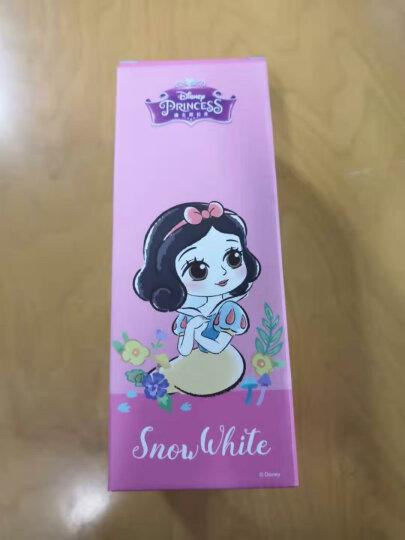 迪士尼(Disney)疯狂动物城儿童保温杯不锈钢带吸管男女水杯子粉色兔子朱迪550ml送杯套 晒单图