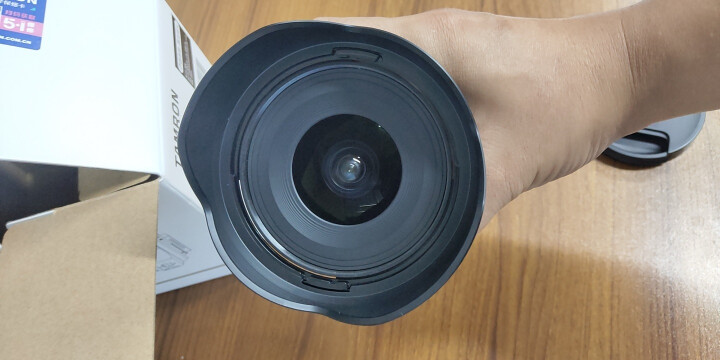 腾龙(Tamron)B023 10-24mm F/3.5-4.5 Di II VC HLD防抖 超广角变焦镜头 风光纪实旅游(尼康单反卡口) 晒单图