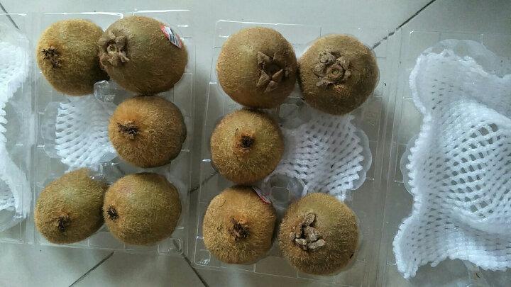 第二件9.9 品赞智利猕猴桃10个 单果85-100g绿心奇异果绿肉猕猴桃新鲜水果 晒单图