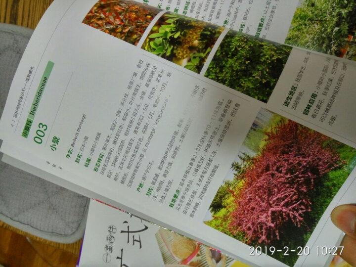 园林植物图鉴丛书:观赏灌木(第2版) 晒单图