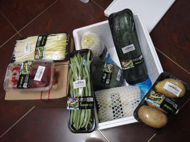 小汤山 黄瓜 约320g 新鲜蔬菜 刺黄瓜 晒单图