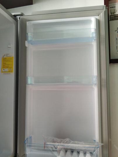 上菱 (SHANGLING) 175升 双门冰箱家用电冰箱 两门小型冰箱 静音保鲜 红色 晒单图