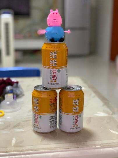 维维 经典系列 原味豆奶饮料 非转基因 植物蛋白饮料 早餐奶 300ml*12罐 整箱 晒单图
