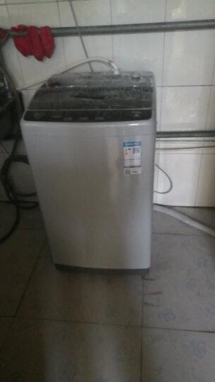 海尔洗衣机全自动变频波轮 7/8公斤家用大容量节能静音 智能预约 一键启动 8公斤变频银色 XQB80-BZ1269 晒单图