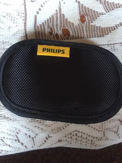 飞利浦(PHILIPS)耳机 有线入耳式 手机耳机 线控带麦克风 音乐耳机 TX1白色 晒单图
