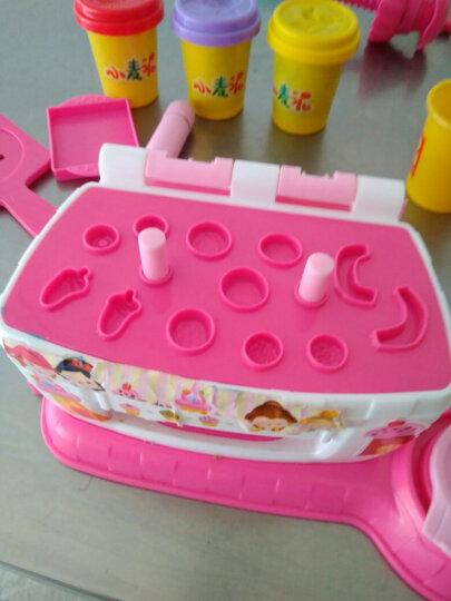 迪士尼 橡皮泥彩泥模具男孩女孩玩具6色米奇造型雪糕套装 DS-1610 晒单图