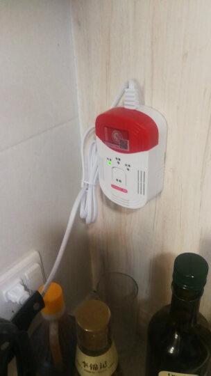 岡祈(GANGQI)JTY-GF-TX6190 烟雾报警器独立烟感探测器无线烟雾感应器家用防火浓烟警报消防火灾烟感报警器 晒单图