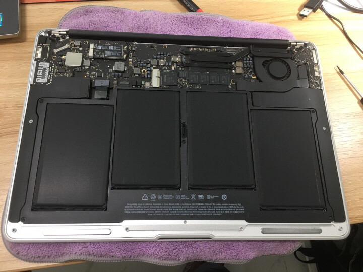 创见(Transcend) 240G 720苹果专用固态硬盘(rMBP 13英寸/2012年末-2013年初) 晒单图