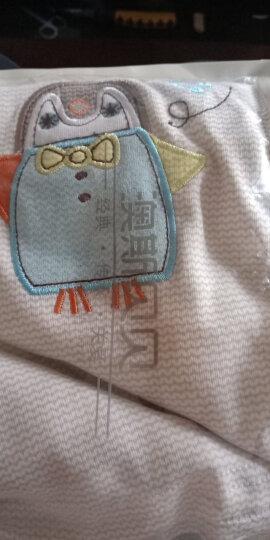 AUSTTBABY婴儿纯棉床单 宝宝被单儿童幼儿园床单被罩 珀斯森林 通用款 晒单图