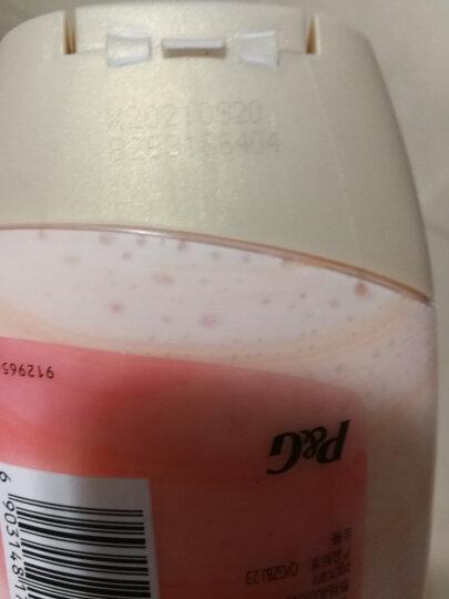 玉兰油Olay沐浴露玫瑰滋养二合一450ml 玫瑰精油+甜杏仁油(沐浴乳 含双重精油 温和无皂基) 晒单图